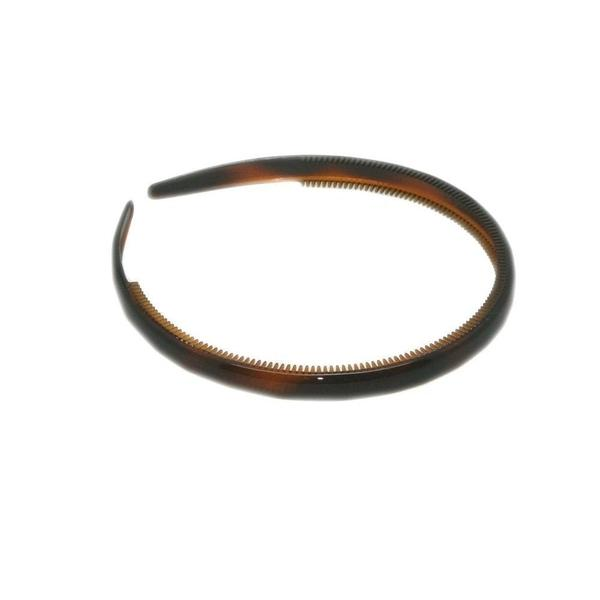 10mm French Headband-Headbands-Essentials-Tortoiseshell-Tegen Accessories