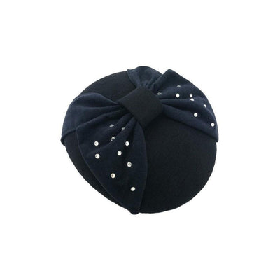 40's Style Hat-Hats-Complit-Blue-Tegen Accessories