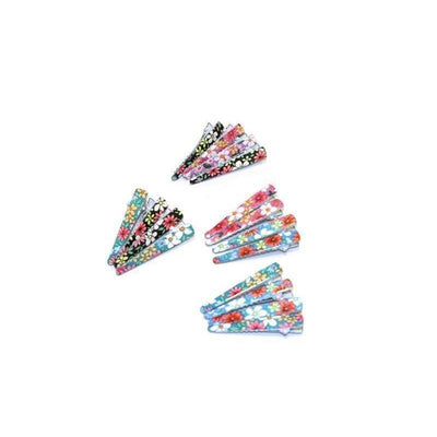 4x Mini Floral Clips-Clips & slides-Children-Tegen Accessories