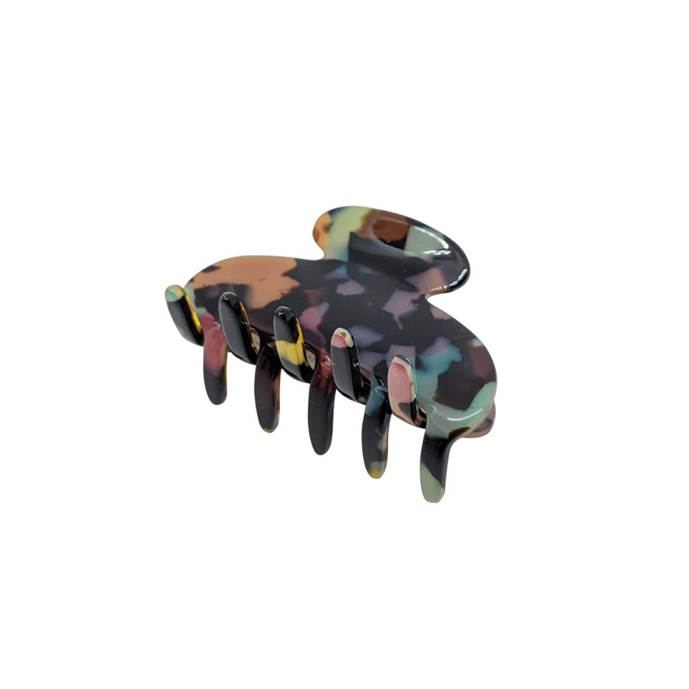 Mini Hair Claw-Hair claws-Ooh La La!-Confetti Tokio-Tegen Accessories Multicoloured