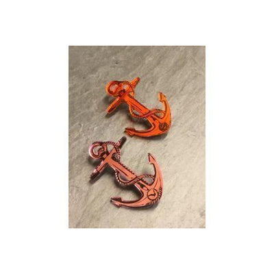 Acrylic Anchor Brooch-Discontinued-Tegen Accessories