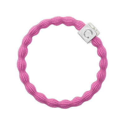 Alphabet Charm Hairband-Elastics-by Eloise-Rose Pink-Tegen Accessories
