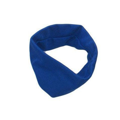 Basic Soft Bandeau-Bandeaus-Tegen Accessories-Blue-Tegen Accessories
