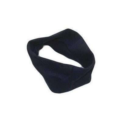 Basic Soft Bandeau-Bandeaus-Tegen Accessories-Navy-Tegen Accessories