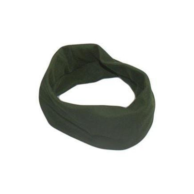 Basic Soft Bandeau-Bandeaus-Tegen Accessories-Olive Green-Tegen Accessories