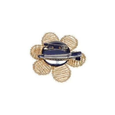 Beaded Blossom Brooch-Brooches-Rosie Fox-Tegen Accessories
