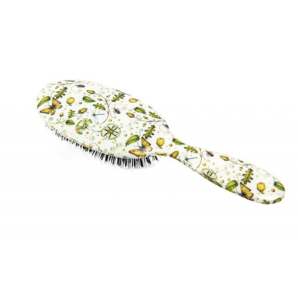 Natural Bristle Hairbrush Acorns-Hairbrushes and combs-Rock & Ruddle-Large-Tegen Accessories