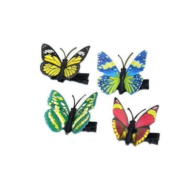 Butterfly Hair Clip-Clips & slides-Children-Tegen Accessories