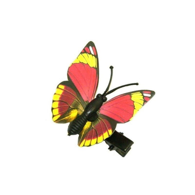 Butterfly Hair Clip-Clips & slides-Children-Red-Tegen Accessories