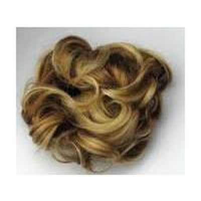 'Cannes' Long Bun Hair Piece-Discontinued-Honey Blonde-Tegen Accessories