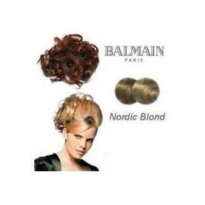 'Cannes' Long Bun Hair Piece-Discontinued-Nordic Blonde-Tegen Accessories