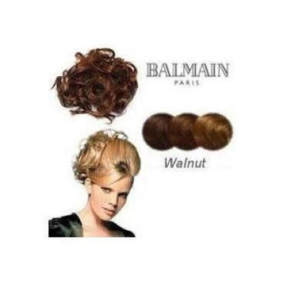 'Cannes' Long Bun Hair Piece-Discontinued-Walnut-Tegen Accessories