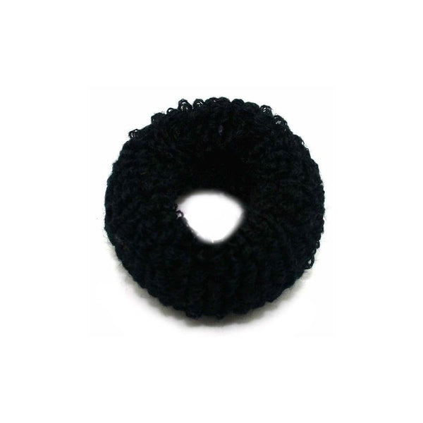Chunky Hair Elastic-Elastics-Tegen Accessories-Black-Tegen Accessories
