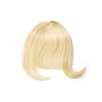 Clip In Fringe Hair Piece-Discontinued-Bright Blonde-Tegen Accessories