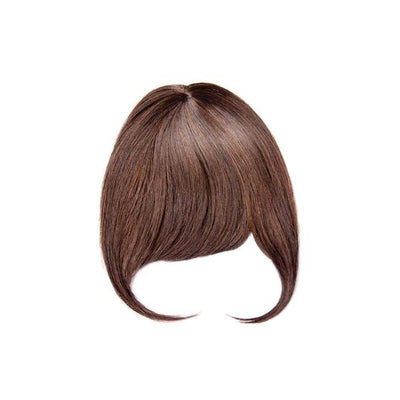Clip In Fringe Hair Piece-Discontinued-Chocolate Brown-Tegen Accessories