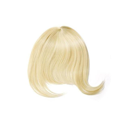 Clip In Fringe Hair Piece-Discontinued-Nordic Blonde-Tegen Accessories
