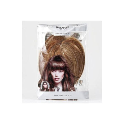 Clip In Fringe Hair Piece-Discontinued-Simply Brown-Tegen Accessories