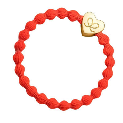 Coloured Charm Hairband-Elastics-by Eloise-Burnt Orange-Tegen Accessories