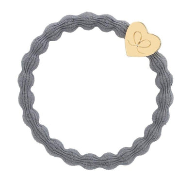Coloured Charm Hairband-Elastics-by Eloise-Grey-Tegen Accessories