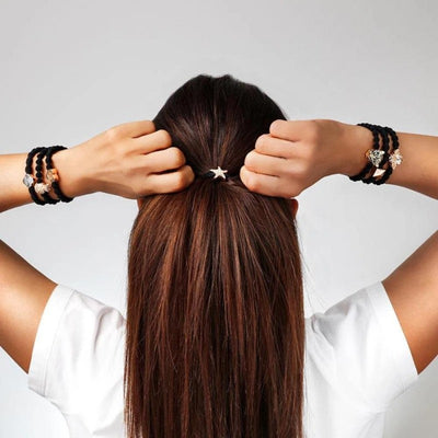 Coloured Charm Hairband-Elastics-by Eloise-Tegen Accessories
