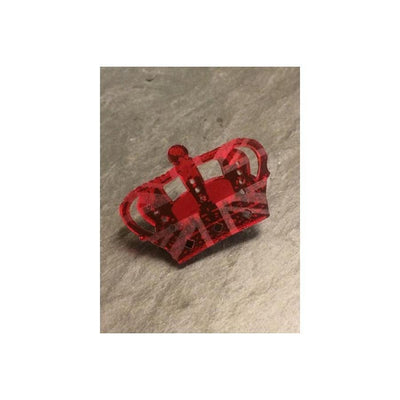 Crown Jewels Brooch-Discontinued-Red-Tegen Accessories