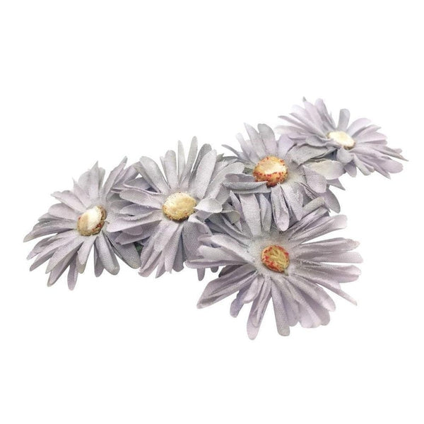 Daisy Headpiece-Discontinued-White-Tegen Accessories