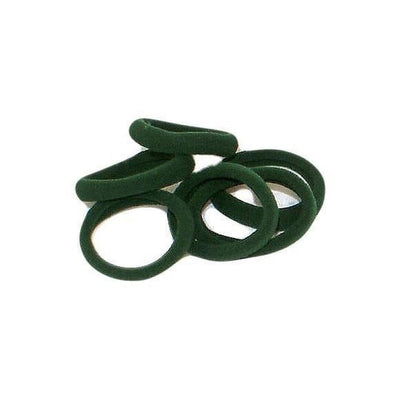 Endless Elastic Hair Ties-Elastics-Tegen Accessories-Green-Tegen Accessories
