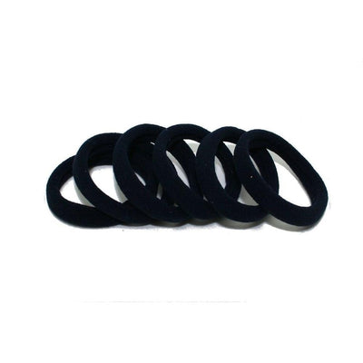 Endless Elastic Hair Ties-Elastics-Tegen Accessories-Navy-Tegen Accessories