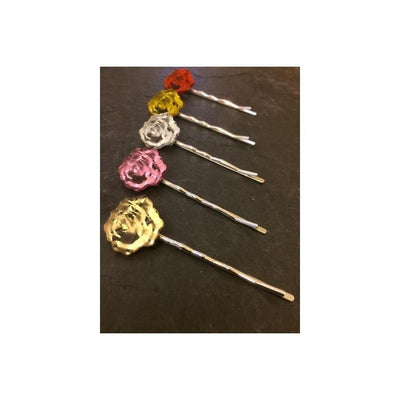 English Rose Hair Grips-Discontinued-Tegen Accessories