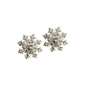 Fairytale Crystal Studs-Earrings-Rosie Fox-Clear Crystal-Tegen Accessories