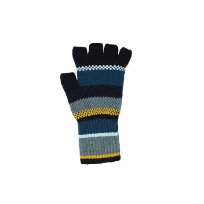 Fingerless Lambswool Gloves-Discontinued-Citrus-Tegen Accessories