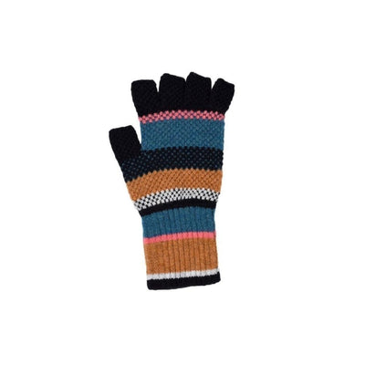 Fingerless Lambswool Gloves-Discontinued-Spice-Tegen Accessories