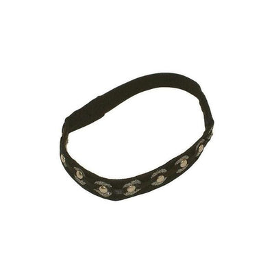 Flapper Headband-Bandeaus-Rosie Fox-Rhianna-Black-Tegen Accessories
