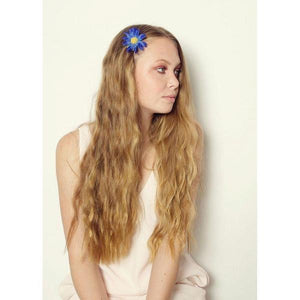 Forget-me-not Hairclip and Brooch-Clips & slides-Rosie Fox-Tegen Accessories
