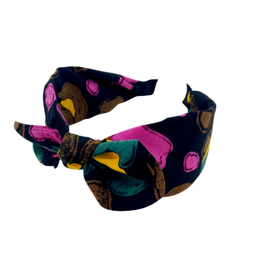 Stylish comfortable high quality fabric headband from Tegen Accessories