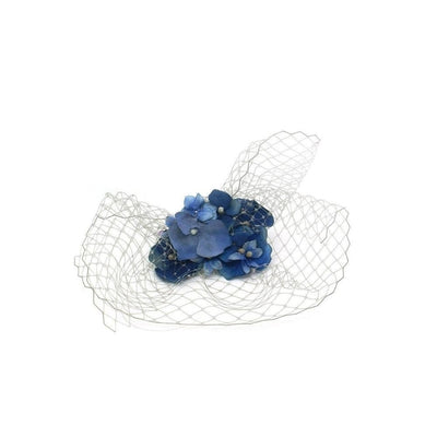Hydrangea Headpiece-Discontinued-Tegen Accessories