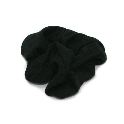 Jersey Scrunchie-Scrunchies-Tegen Accessories-Black-Tegen Accessories