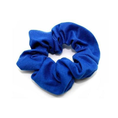 Jersey Scrunchie-Scrunchies-Tegen Accessories-Blue-Tegen Accessories