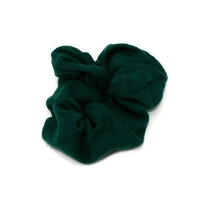 Jersey Scrunchie-Scrunchies-Tegen Accessories-Green-Tegen Accessories