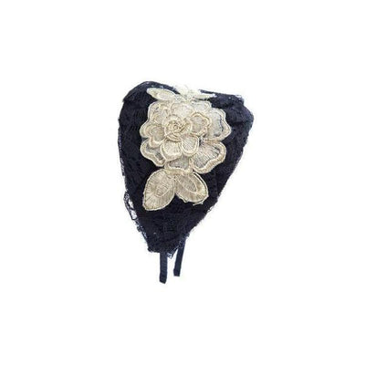 Lace Rose Capette-Discontinued-Gold-Tegen Accessories