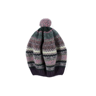 Lambswool Tweed Beret-Discontinued-Tegen Accessories