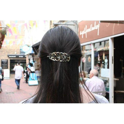 Large Filigree Hair Clip-Discontinued-Tegen Accessories