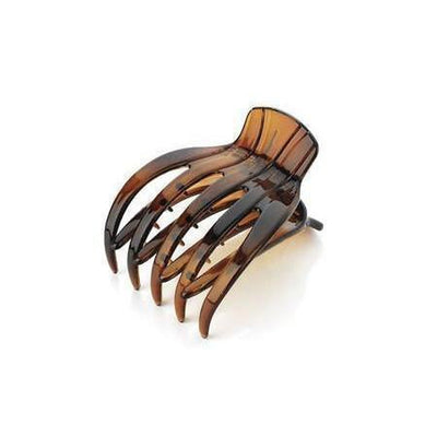 Large Side Hair Claw-Discontinued-Tortoiseshell-Tegen Accessories
