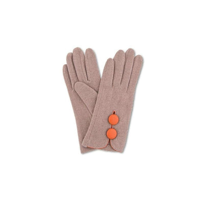 Mabel Wool Gloves-Discontinued-Camel-Tegen Accessories
