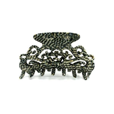 Medium Filigree Hair Claw-Hair claws-Ooh La La!-Prada Style-Tegen Accessories