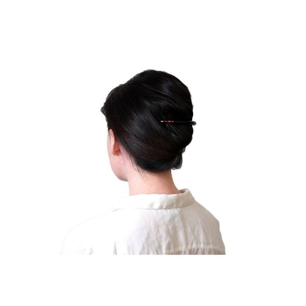 Narrow Arched French Barrette-Barrettes-Essentials-Tortoiseshell-Brown-Tegen Accessories