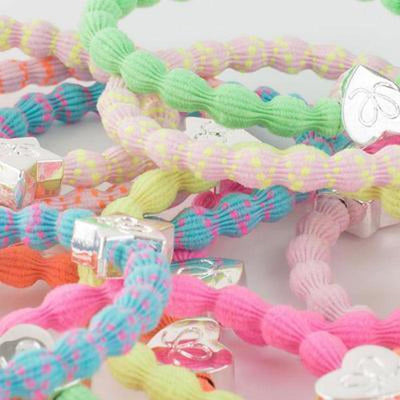 Neon Charm Hairband-Elastics-by Eloise-Tegen Accessories