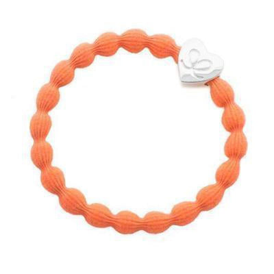 Neon Charm Hairband-Elastics-by Eloise-Neon Orange-Tegen Accessories
