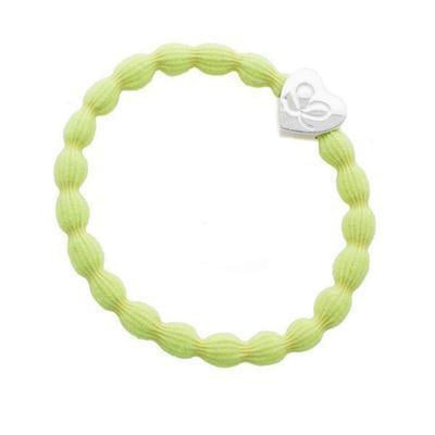 Neon Charm Hairband-Elastics-by Eloise-Neon Yellow-Tegen Accessories