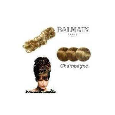 'Nice' Instant Curly Wired Hair Piece-Hair extensions-Balmain-Champagne-Tegen Accessories